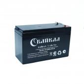 Аккумулятор Байкал-7-12 (7Ач, 12В) свинцово-кислотный, необслуживаемый герметичный