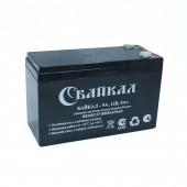 Аккумулятор Байкал-9-12 (9Ач, 12В) свинцово-кислотный, необслуживаемый герметичный