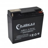 Аккумулятор Байкал-18-12 (18Ач, 12В) свинцово-кислотный, необслуживаемый герметичный