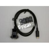 АДАПТЕР YAESU СТ-165 для передачи данных MDIN10PIN для DSUB9PIN для FTM-400DR