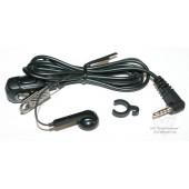 Микрофон JD-1704 (гарнитура без заушины для радиостанций YAESU VX-3R/FT-60R)