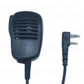 Микрофон JD-4002M (тангента, для радиостанций KENWOOD, Байкал, Круиз)