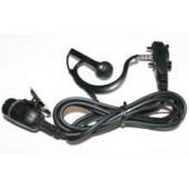 Микрофон JD-1704EH5 (гарнитура с заушиной для радиостанций YAESU VX-3R/FT-60R)